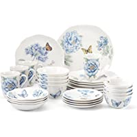 Lenox Butterfly Meadow 28-Piece Dinnerware Set