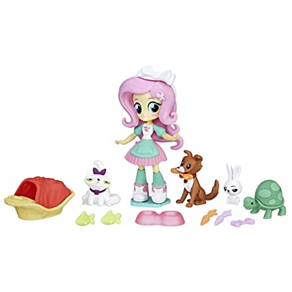 My Little Pony - B9495 - Equestria Girls La Clinique Veterinaire De Fluttershy