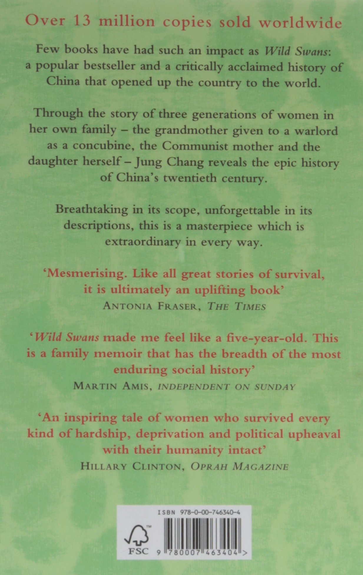 Buy Wild Swans: Three Daughters Of China Book Online At Low Prices In India   Wild Swans: Three Daughters Of China Reviews & Ratings  Amazon
