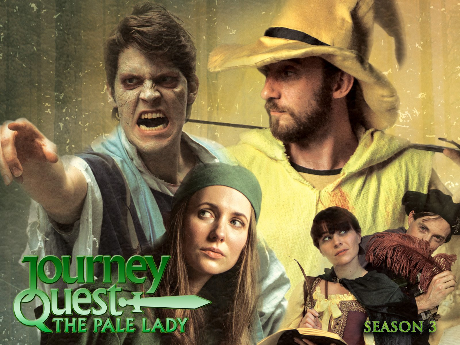 JourneyQuest on Amazon Prime Video UK