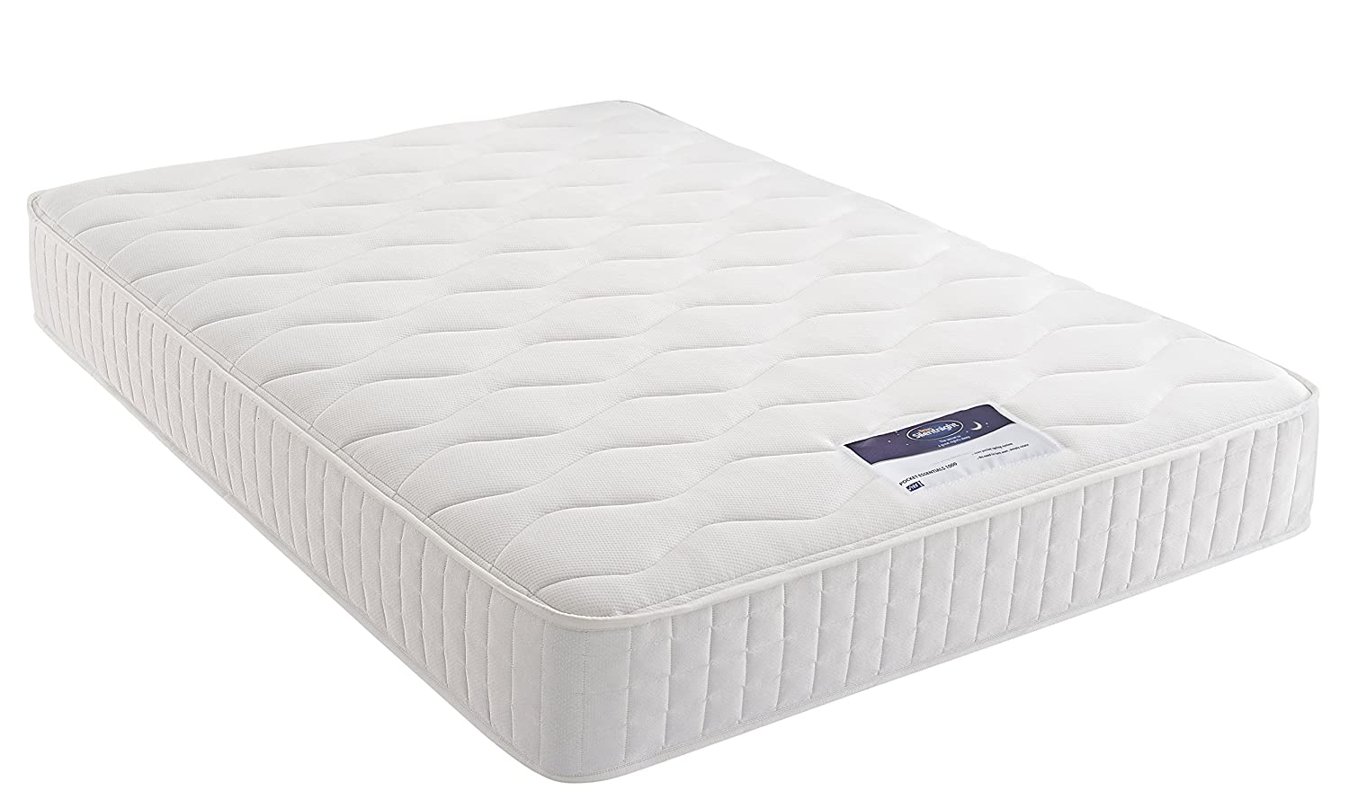 Silentnight Pocket Essentials 1000 Pocket Spring Mattress