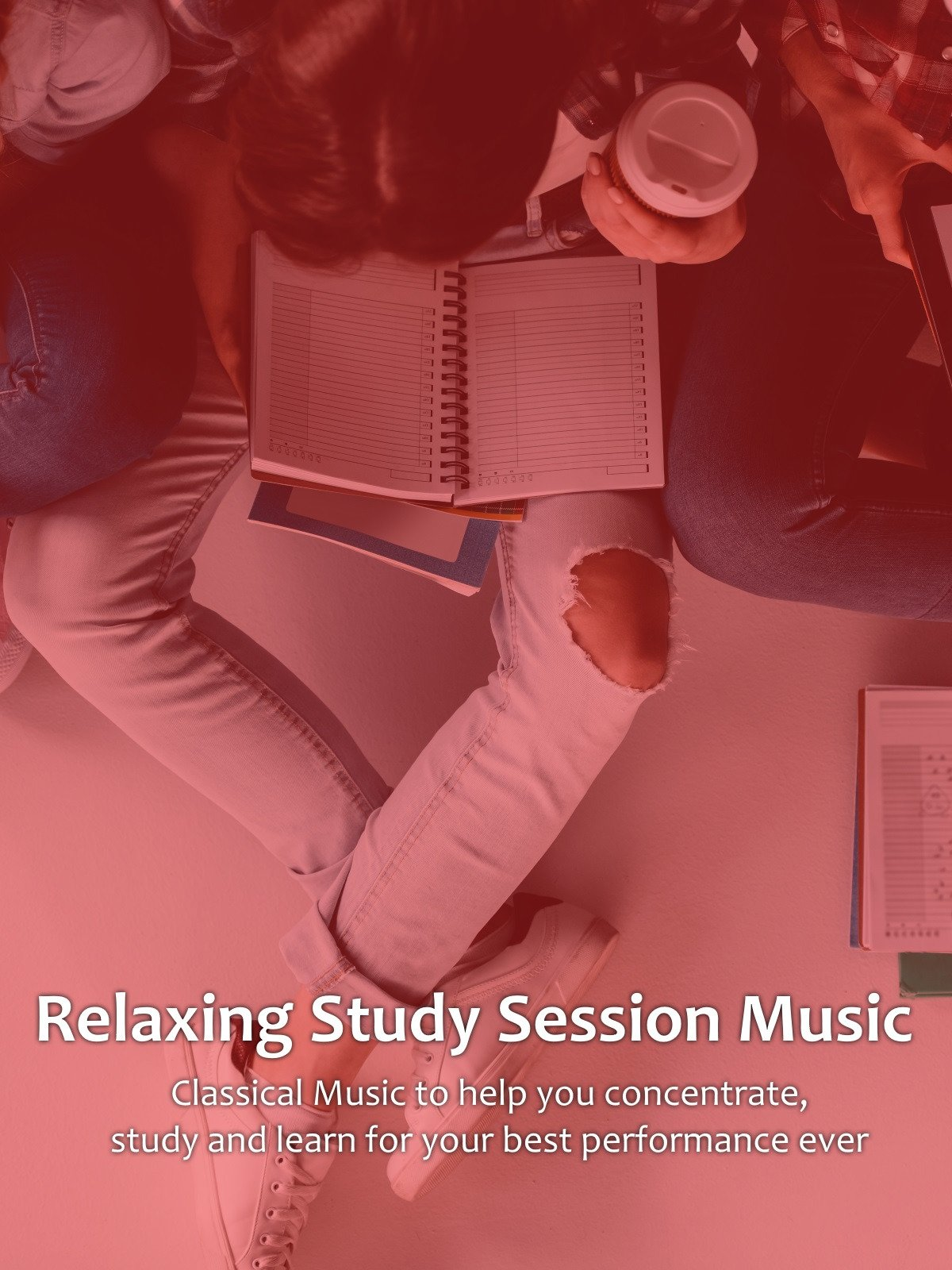 Relaxing Study Session Music on Amazon Prime Instant Video UK