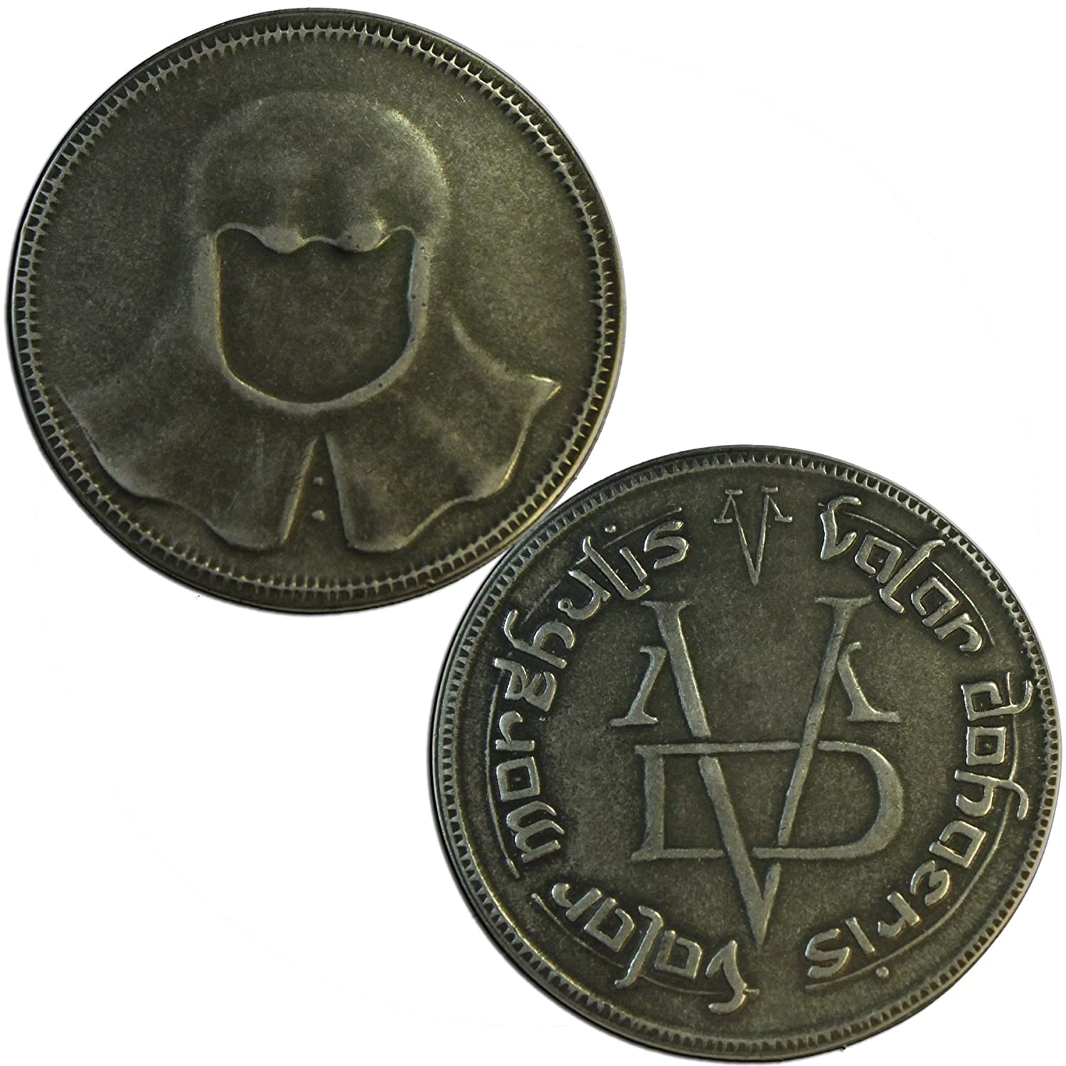 Game of Thrones: Fully Licensed Iron Coin of the Faceless Man