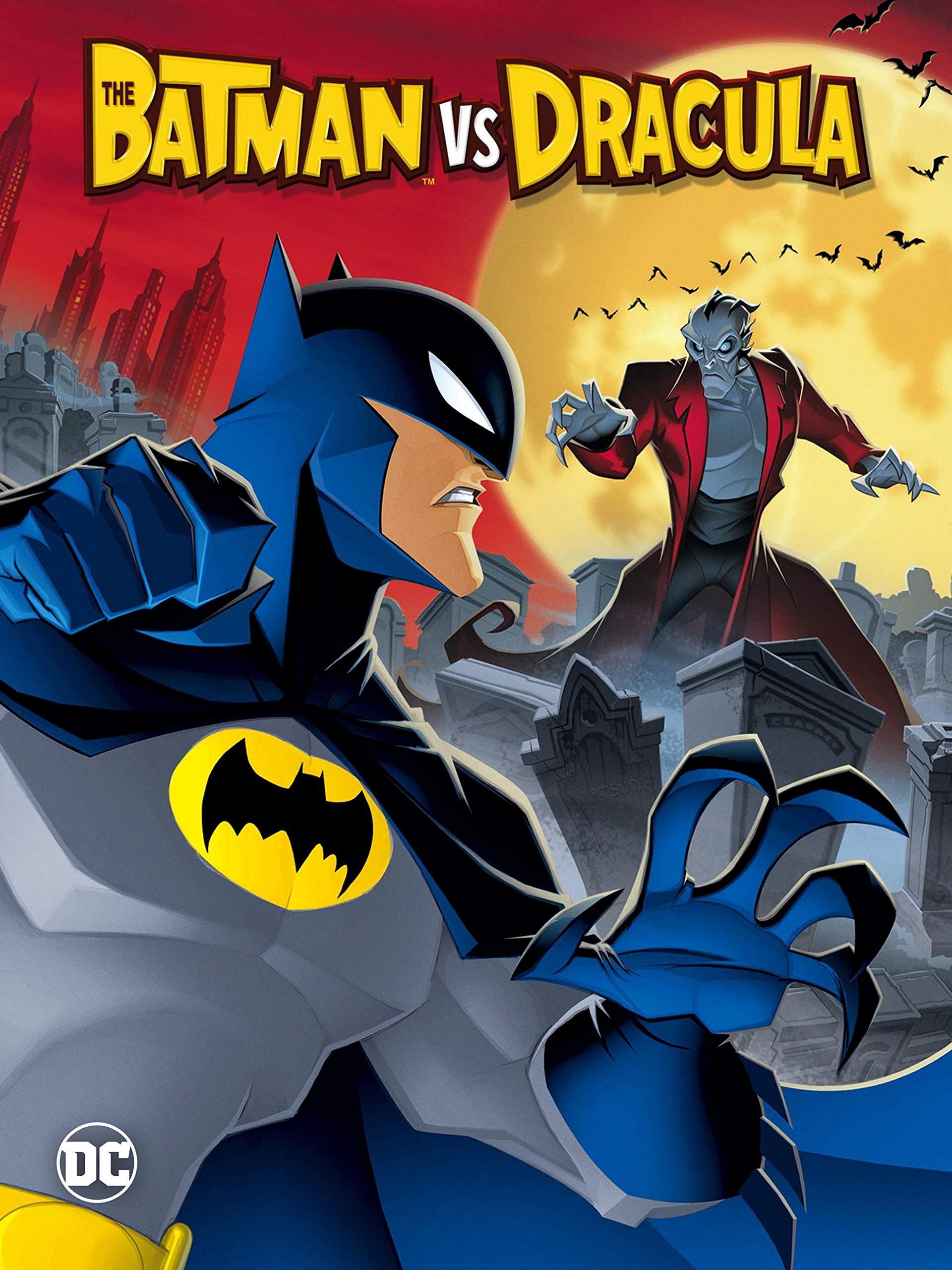 The Batman Vs. Dracula on Amazon Prime Video UK