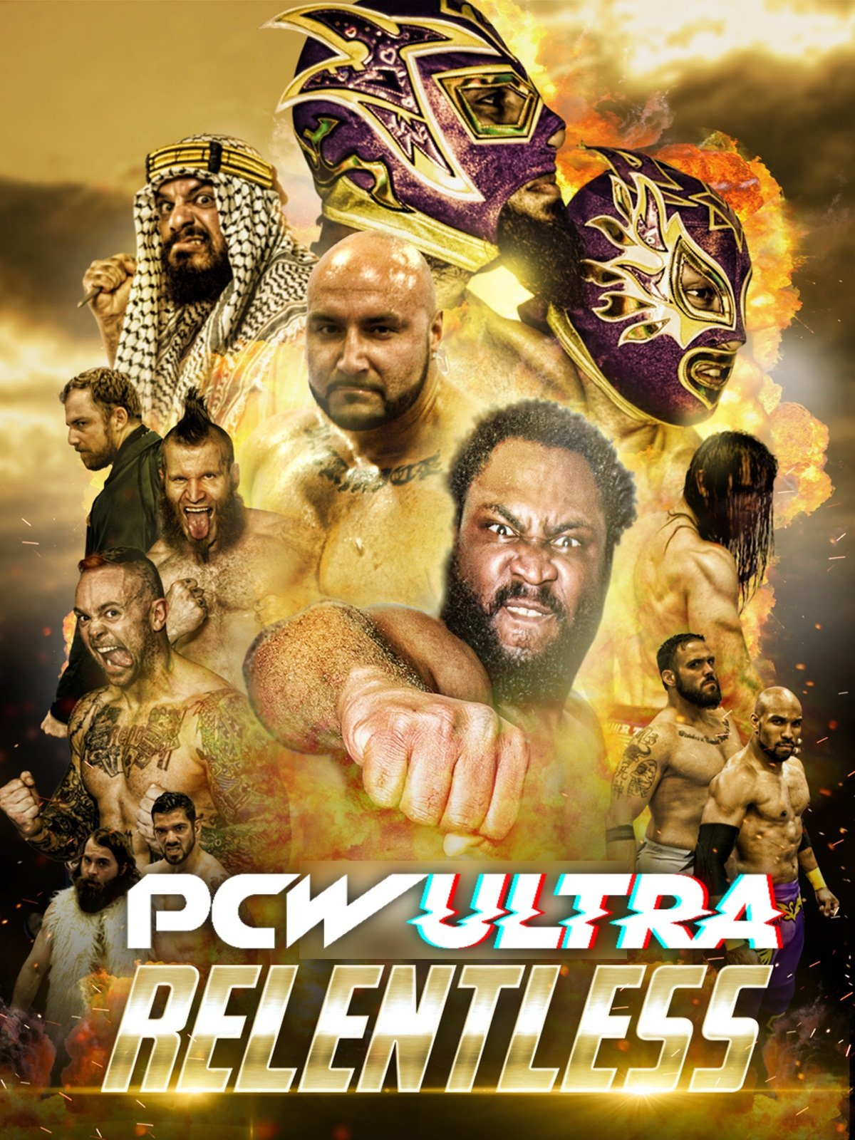 PCW Ultra Relentless