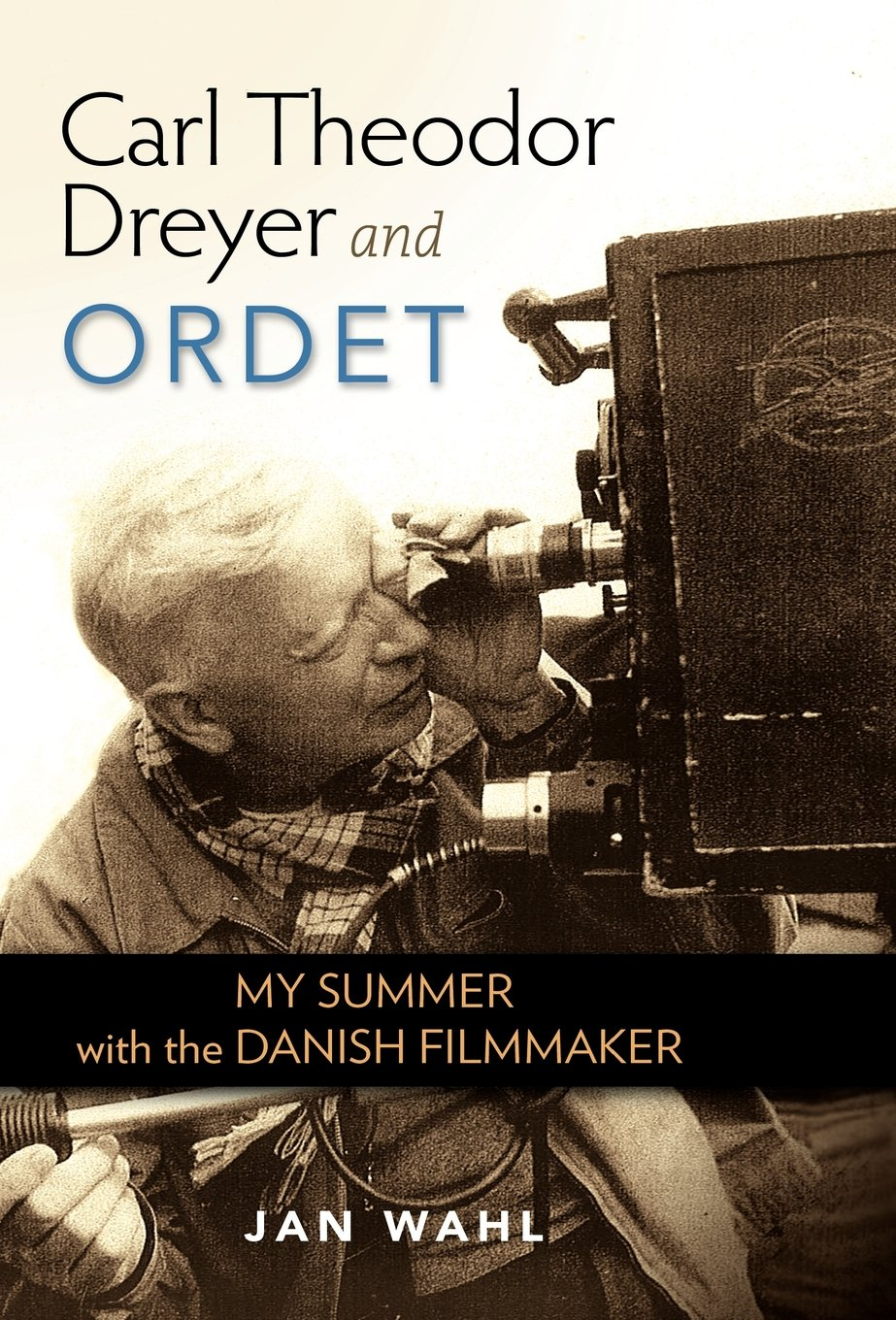 Carl Theodor Dreyer Collection Carl Theodor Dreyer And Ordet