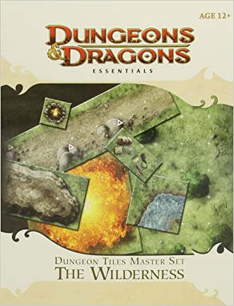 Dungeon Tiles Master Set - The Wilderness: An Essential Dungeons & Dragons Accessory (4th Edition D&D)
