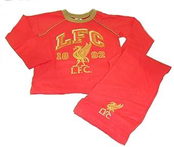Liverpool F.C. Boys Pajamas