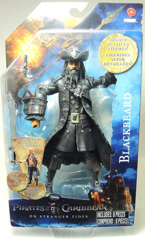Pirates Of The Caribbean On Stranger Tides Action Figure, Series 2 Blackbeard