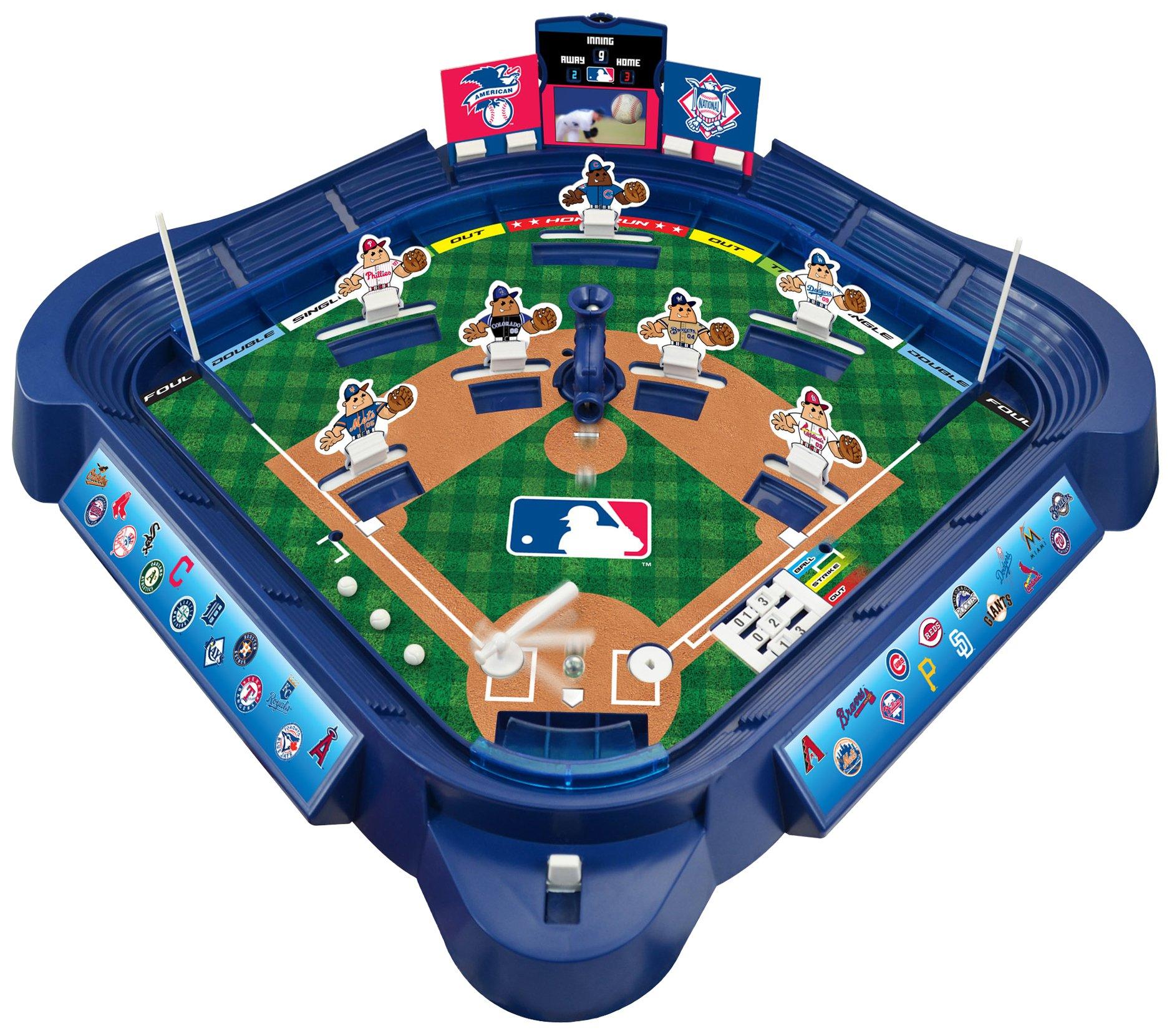 Slammin Sluggers MLB Baseball Game