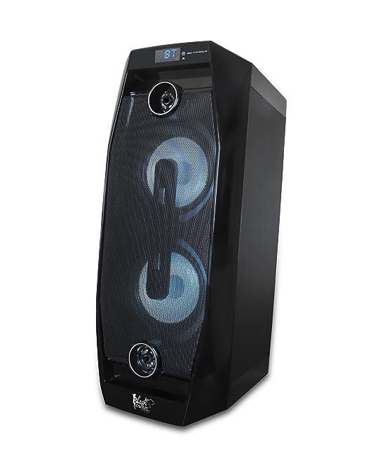 Be-Trance Enceinte rechargeable Bluetooth + Micro de Black Panther City