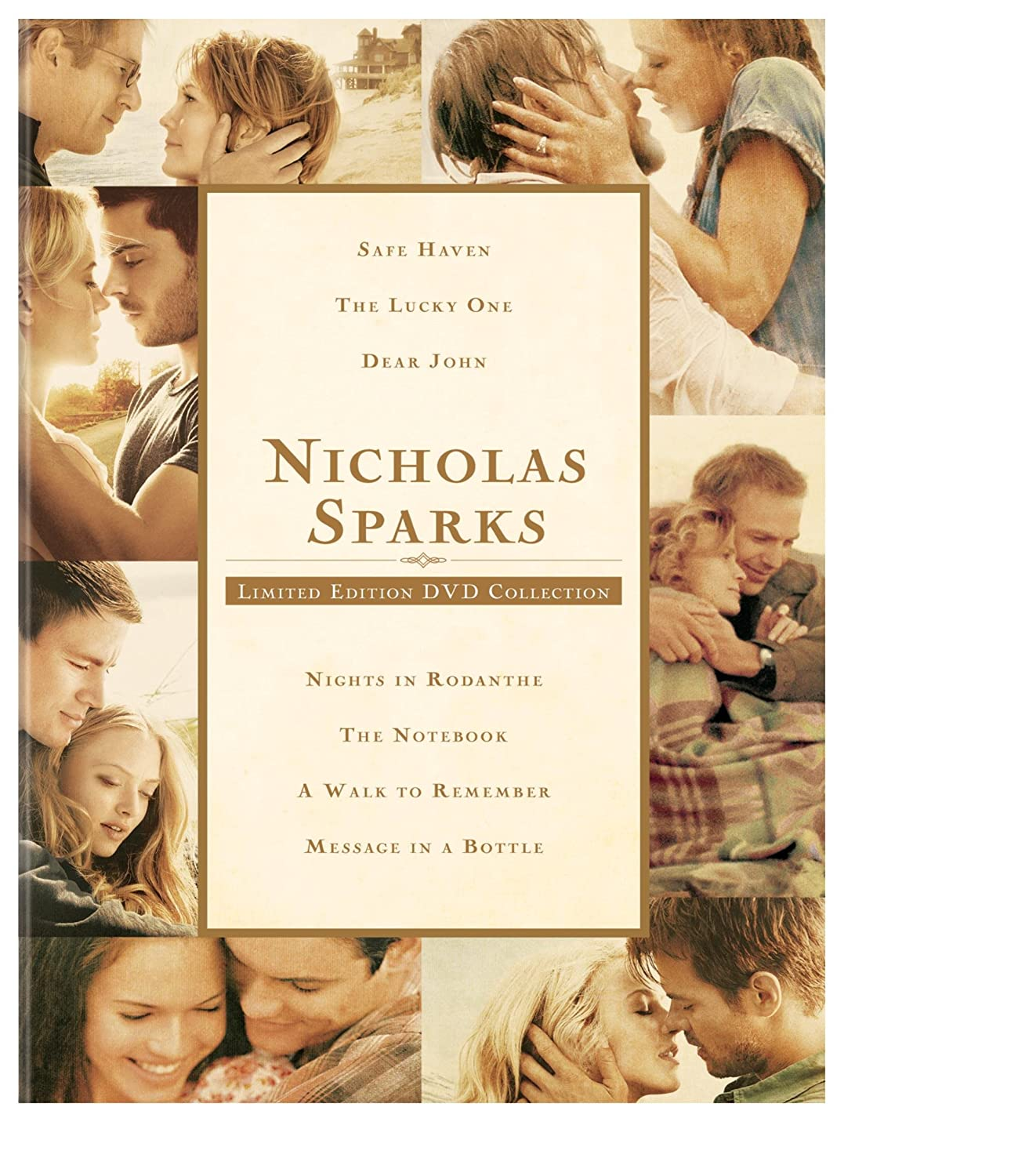 http://www.amazon.com/Nicholas-Sparks-Limited-Edition-Collection/dp/B00GM4UJQI/