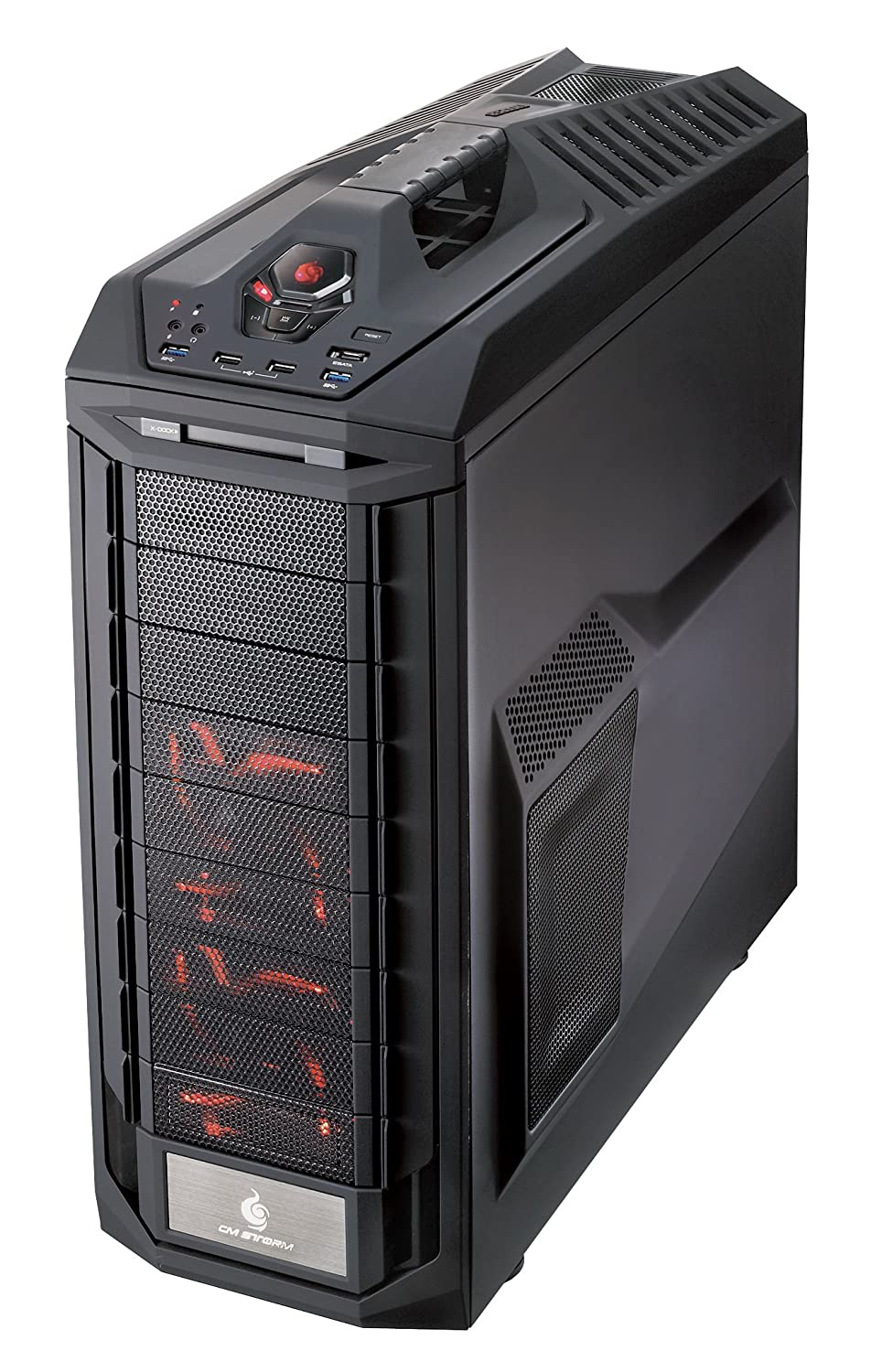Cooler Master Trooper (Rev. 2) SGC-5000-KWN1 Black Full Tower Case