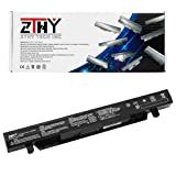 ZTHY A41N1424 Laptop Battery Replacement for ASUS (ROG) GL552 GL552V GL552VW GL552J GL552JX ZX50V ZX50VW ZX50JX X50J ZX50 JX4200 JX4720 FX-Plus FX-PRO 6300 6700 15V 48Wh (Color: 48Wh/A41N1424, Tamaño: 4cell)