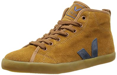 Veja Taua Mid Suede Fured, Baskets mode femme: Check price
