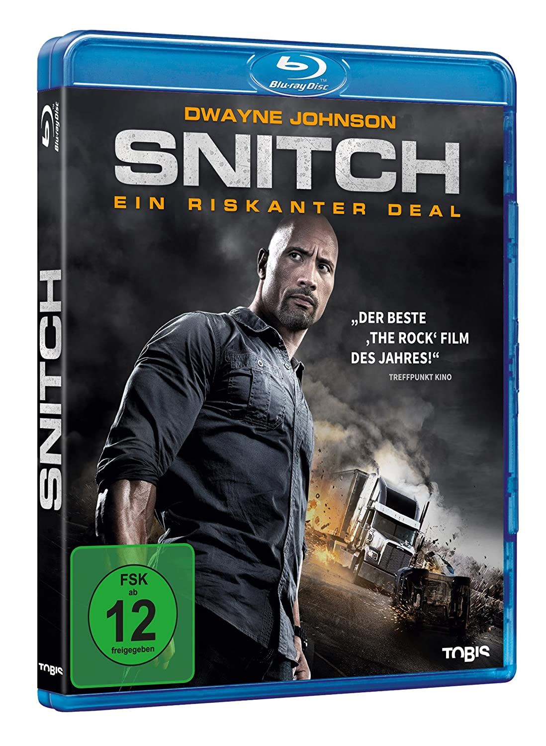 Snitch - Ein riskanter Deal [Blu-ray] 9,90€
