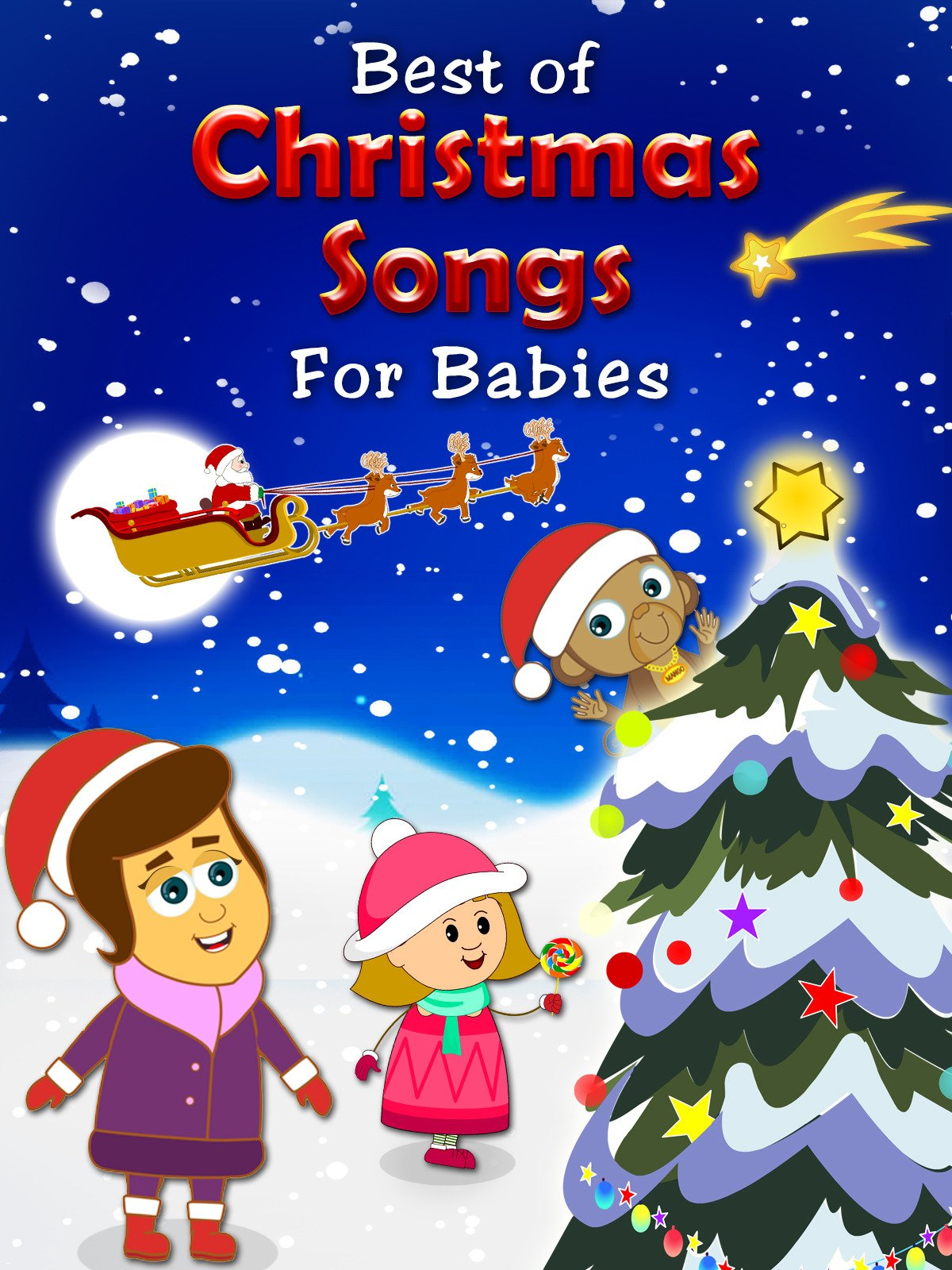 Best Of Christmas Songs For Babies