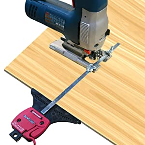 Milescraft 14000713 Saw Guide for Circular and Jig Saws