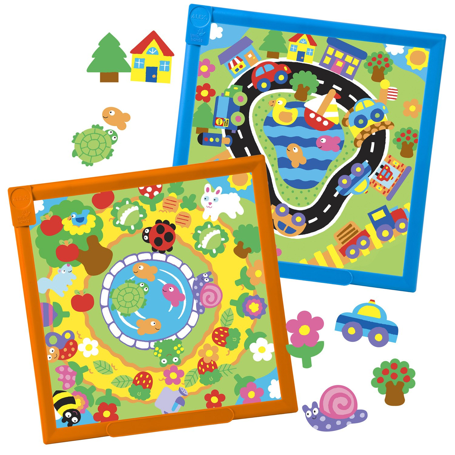 ALEX® Toys - Early Learning My Sticker Art -Little Hands 524W