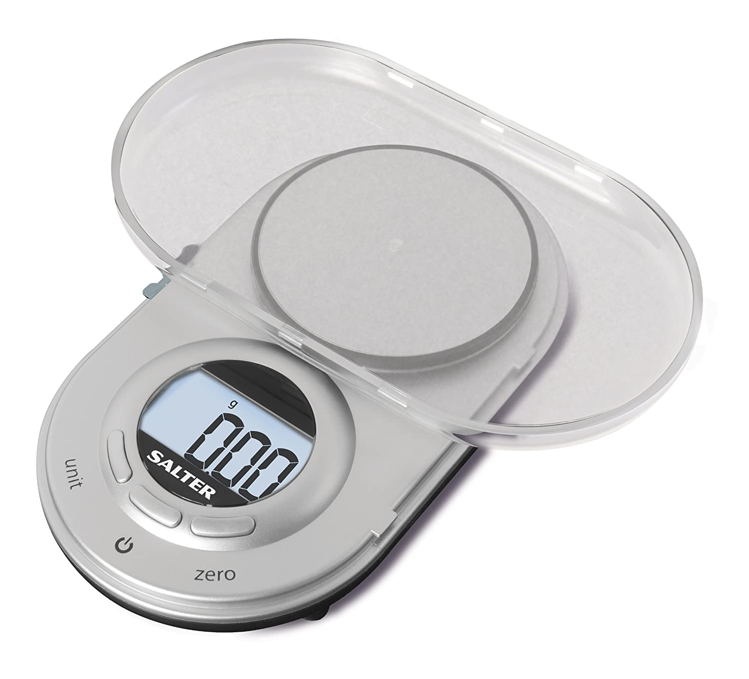 Salter 1260 SVDR Electronic Kitchen Scale