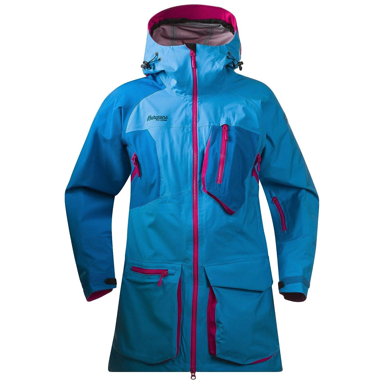 Bergans - Damen Freerider Jacke in der Farbe Blau, Winddicht - Wasserdicht, H/W 15, Hodlekve Lady Jacket (1233)