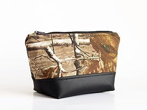 Camo Makeup Bag
