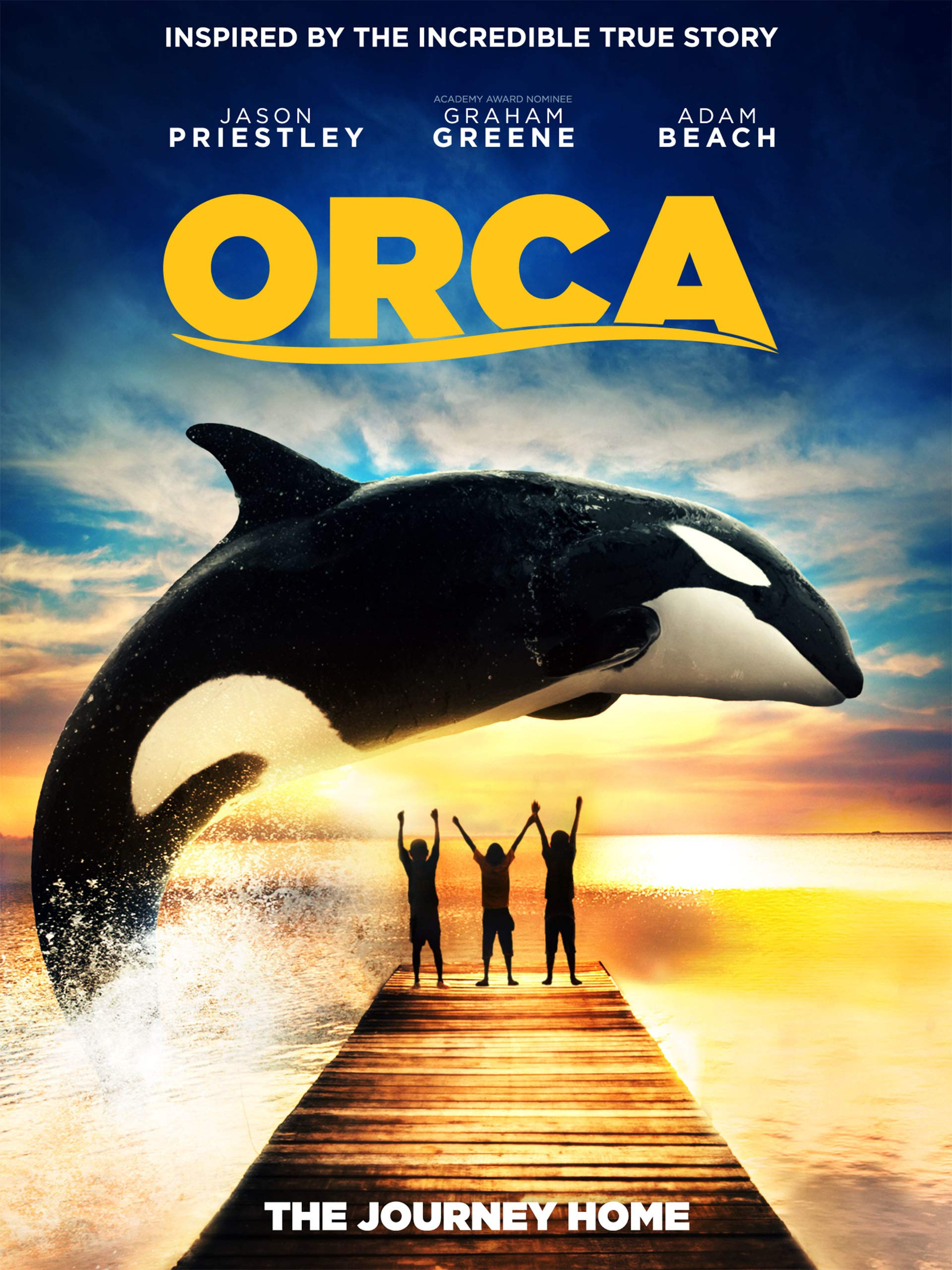 Orca The Journey Home