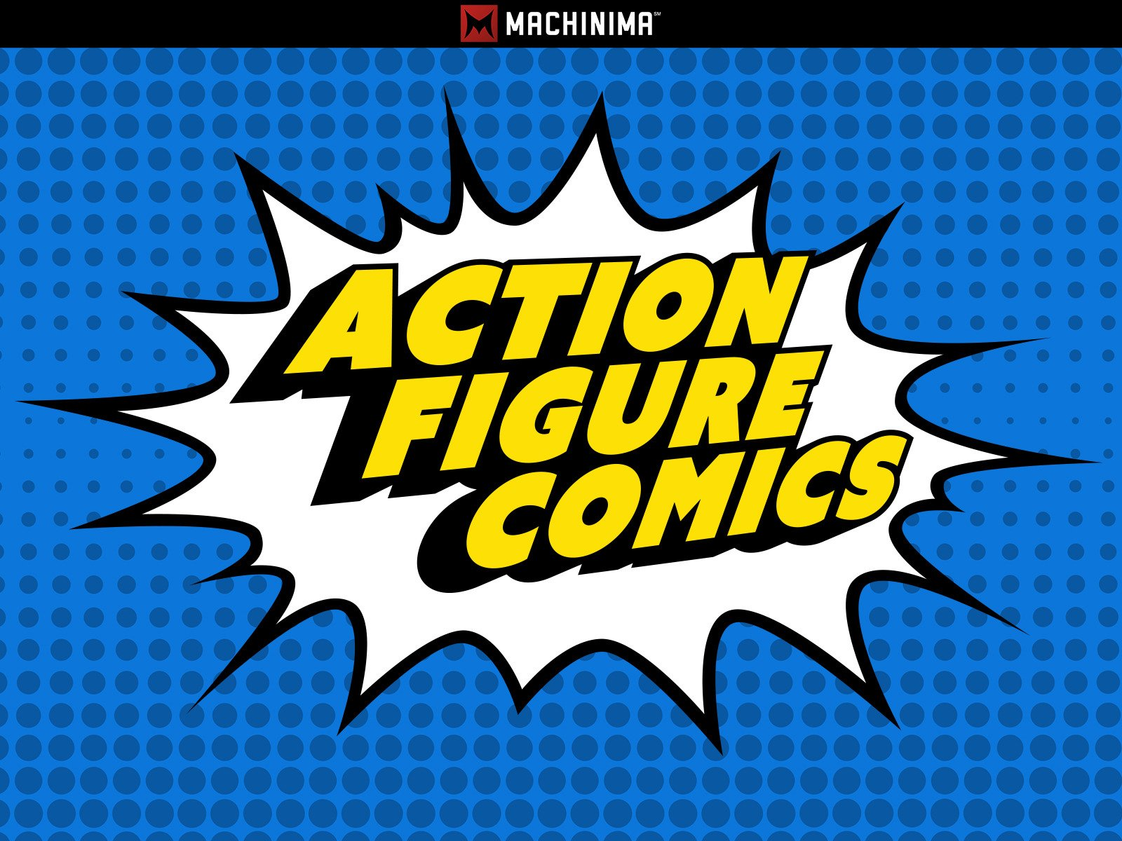 Action Figure Comics - Season 1