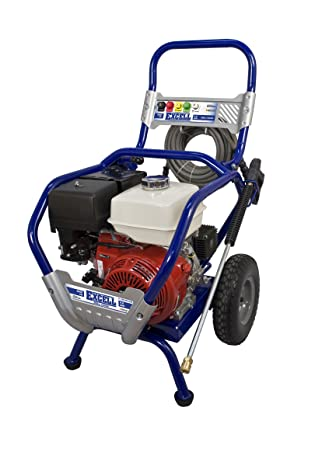 Excell PWZC164000 4,000 PSI 390cc Honda GX390 Gas Powered Pressure Washer