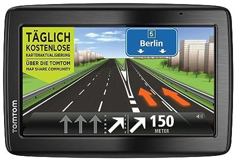 TomTom Via 135 GPS Bluetooth Noir Europe de l'Ouest (Import Allemagne)