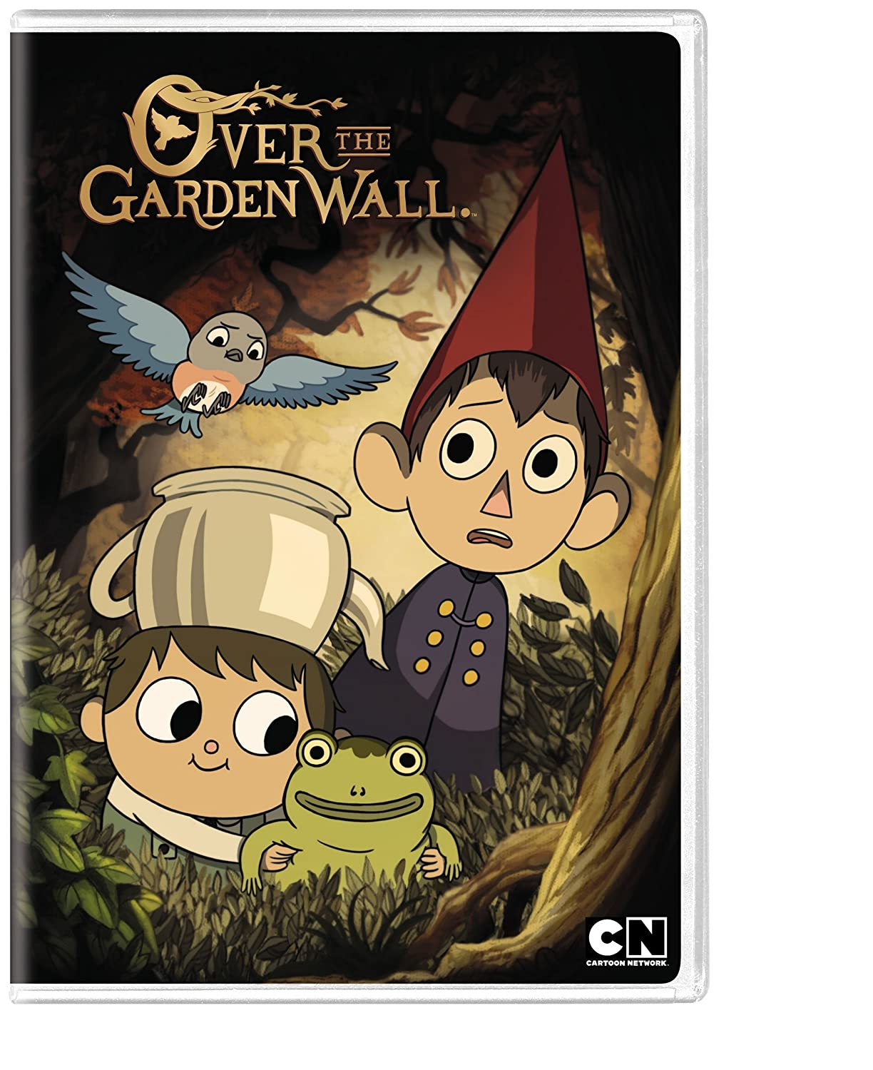 Over the Garden Wall cover