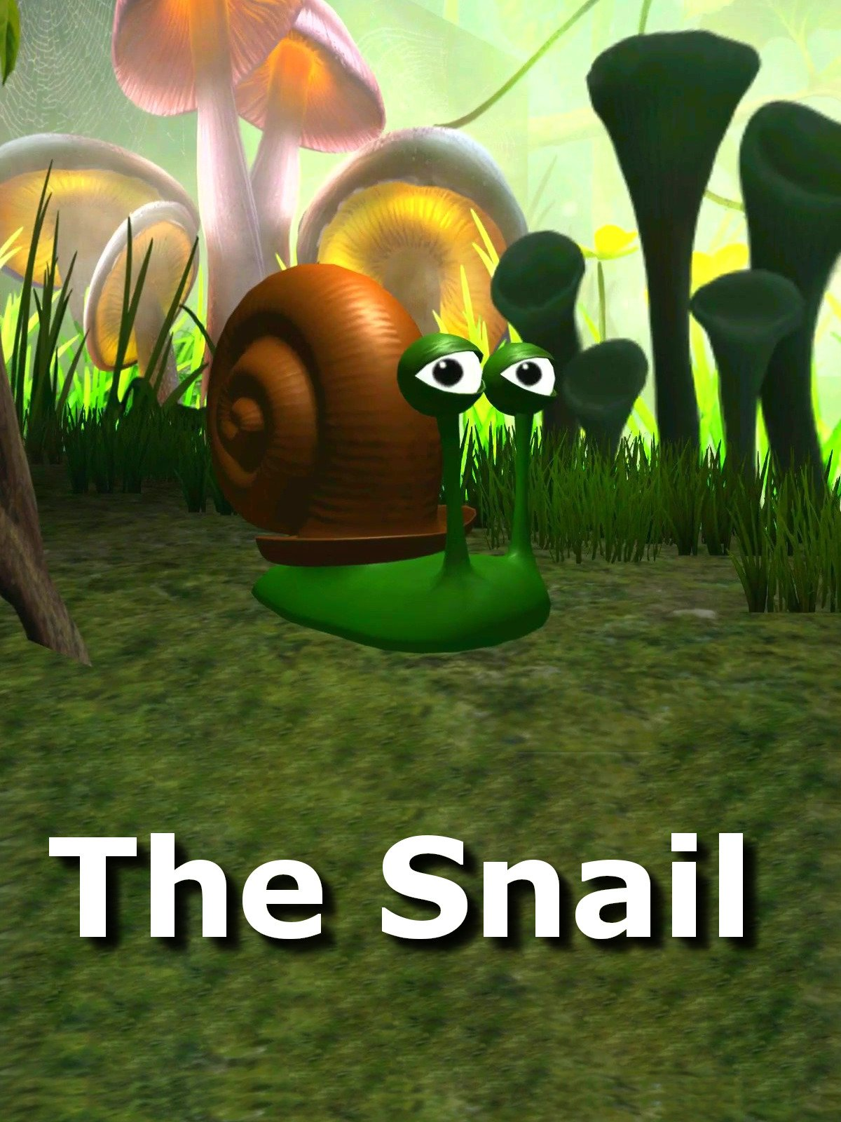 The Snail on Amazon Prime Instant Video UK