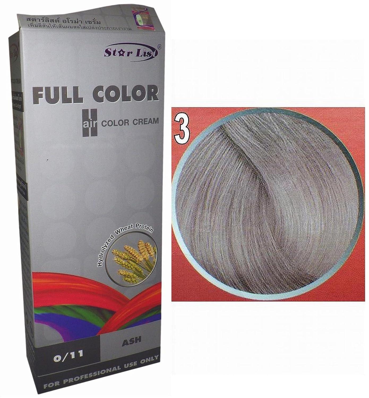 Ben Nye Dark Grey Hair Color Caring Hair Colour Permanent