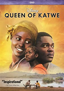 Book Cover: Queen of Katwe - DVD