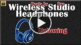 Beats Studio Wireless Headphones Unboxing