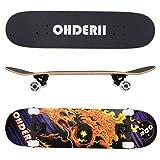 ohderii Complete Longboard Skateboards 31