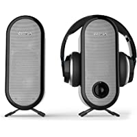 Azatom HSX7 Freedom Pro Live Bluetooth Headphones with Two Book Shelf High End Speakers