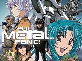 Full Metal Panic! Season 1