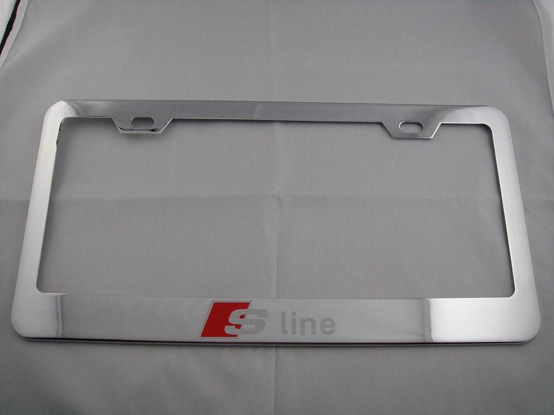 Audi s Line Keyring Audi s Line Chrome License