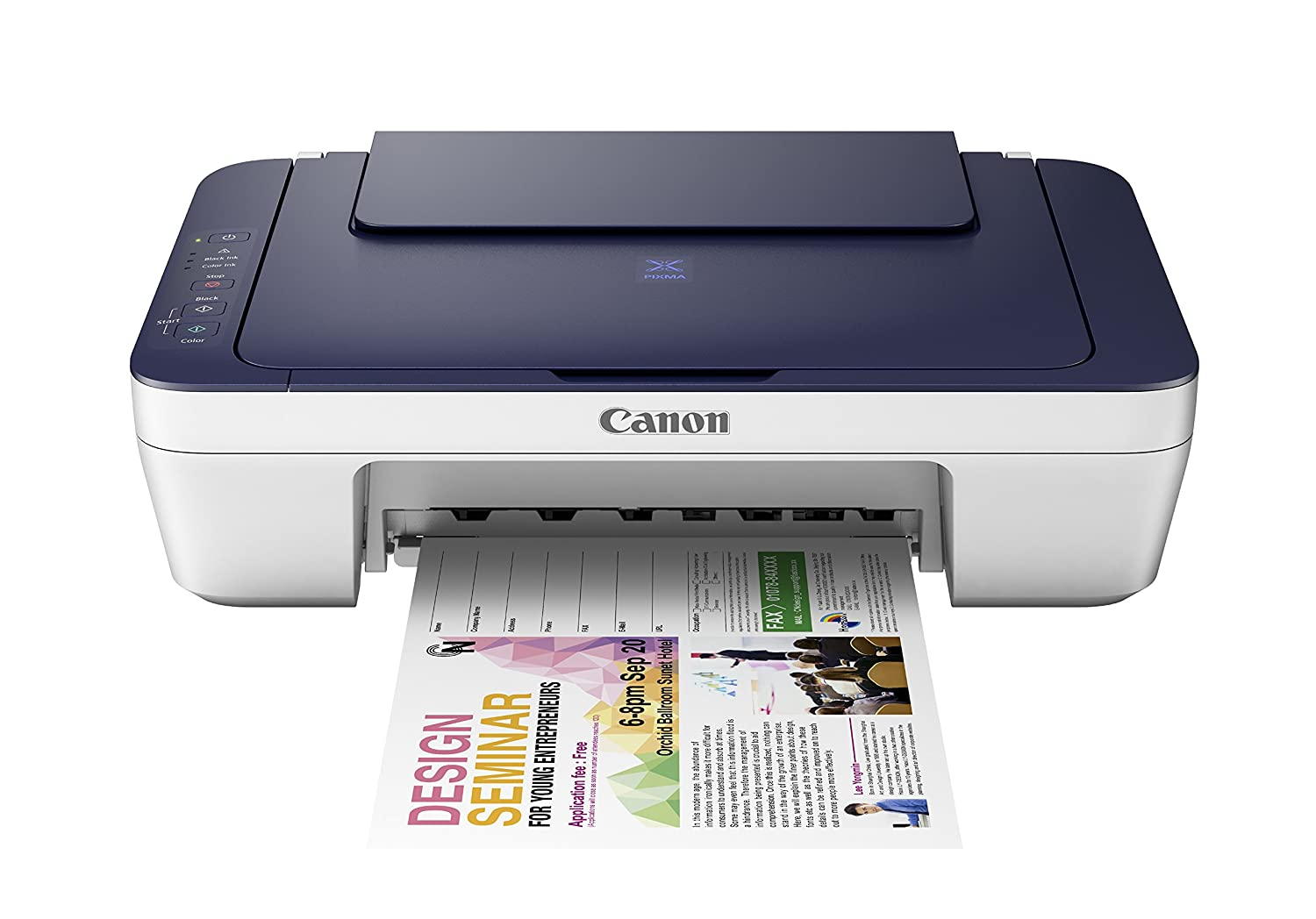 Color printing cost per page in india - Amazon In Buy Canon Pixma Mg2577s All In One Inkjet Printer Blue White Online At Low Prices In India Canon Reviews Ratings