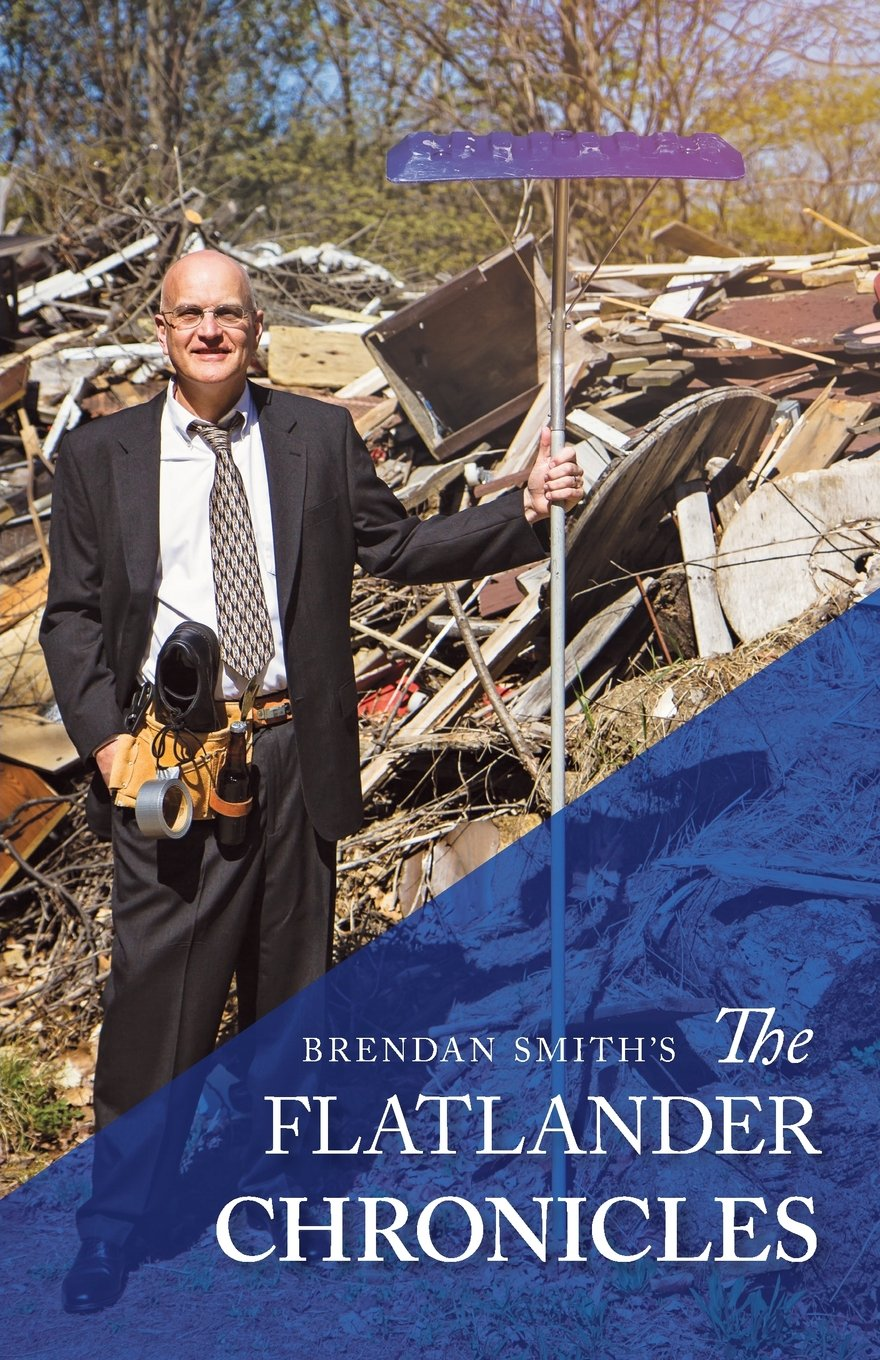 June 5 Presentation: Tales from the Flatlander Chronicles with Author Brendan Smith