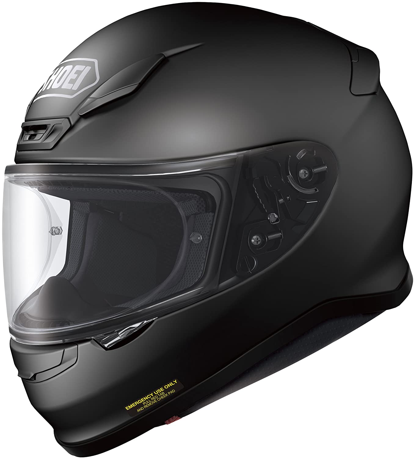 Shoei RF-1200 Helmet - Large/Matte Black