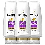 Pantene Pro-V Sheer Volume Dream Care Conditioner 24 fl oz(Pack of 3) (Color: Conditioner 24 FL OZ (Pack of 3), Tamaño: 24 fl oz(Pack of 3))