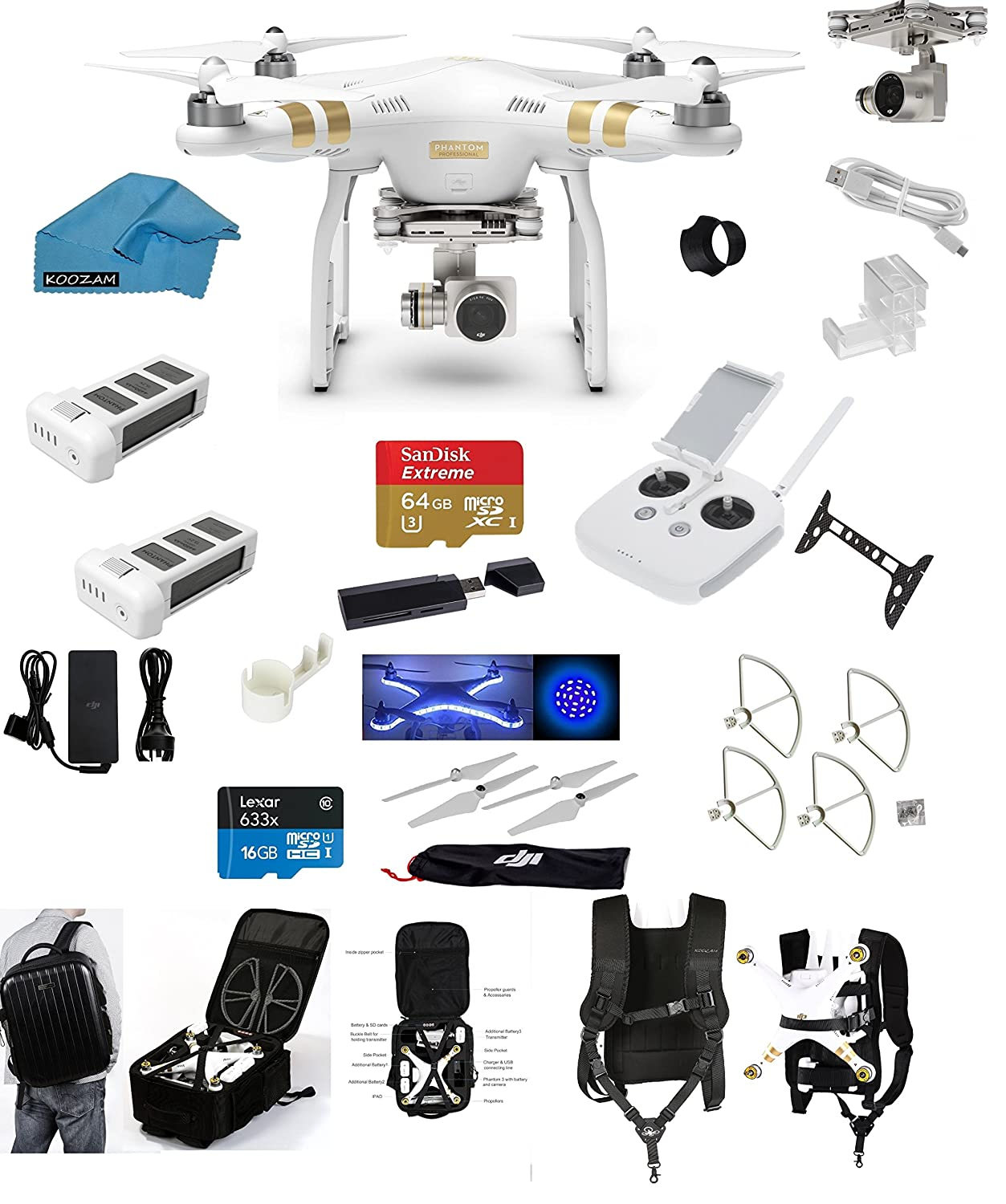 Surveillance drones for sale - Best quadcopter with camera