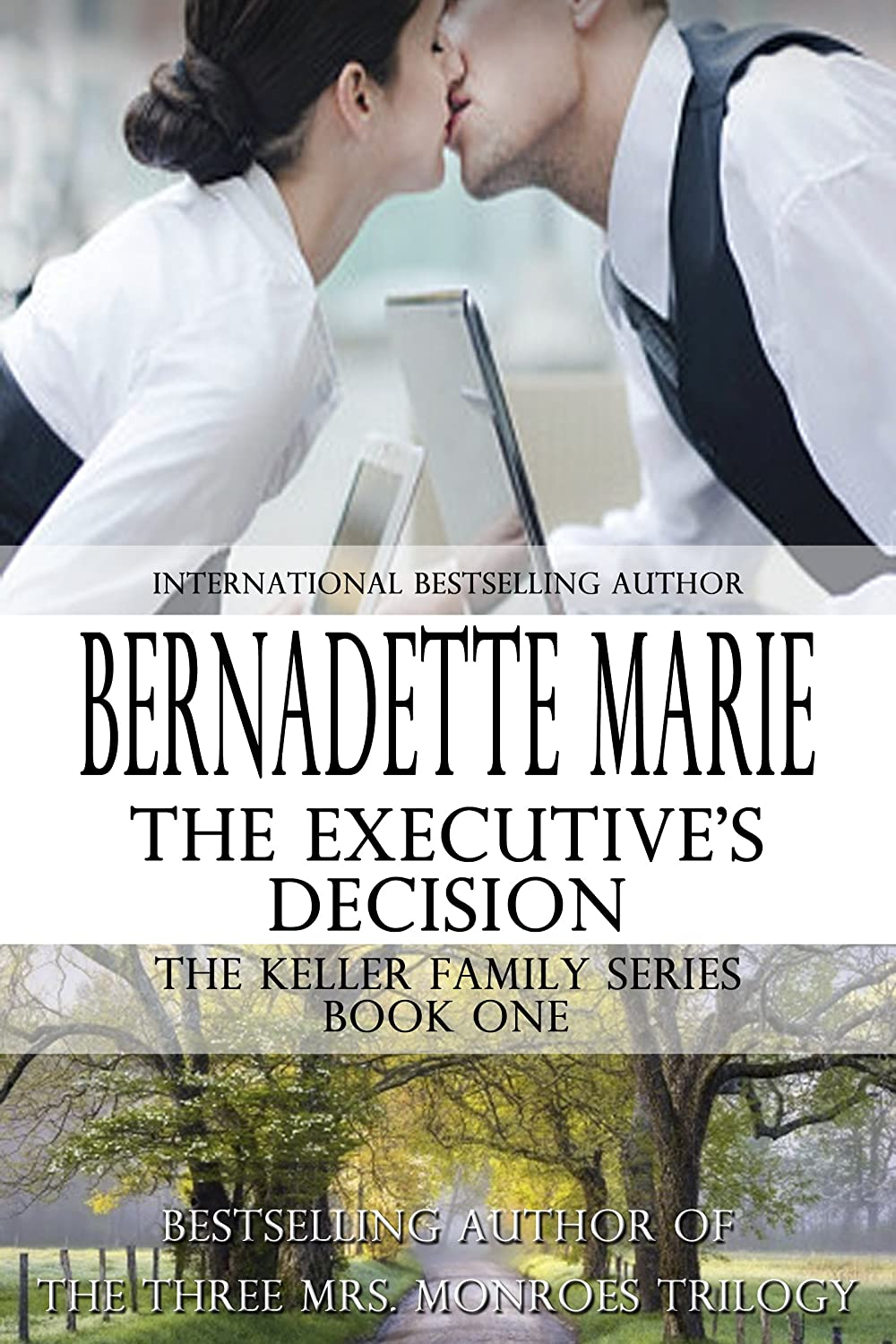 http://www.amazon.com/Executives-Decision-Keller-Family-Book-ebook/dp/B0051GTA2C
