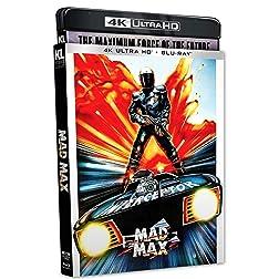 Mad Max [4K Ultra HD + Blu-ray]