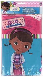 Disney - Cubertería para fiestas Doctora juguetes Disney (71528)   Comentarios de clientes y más Descripción