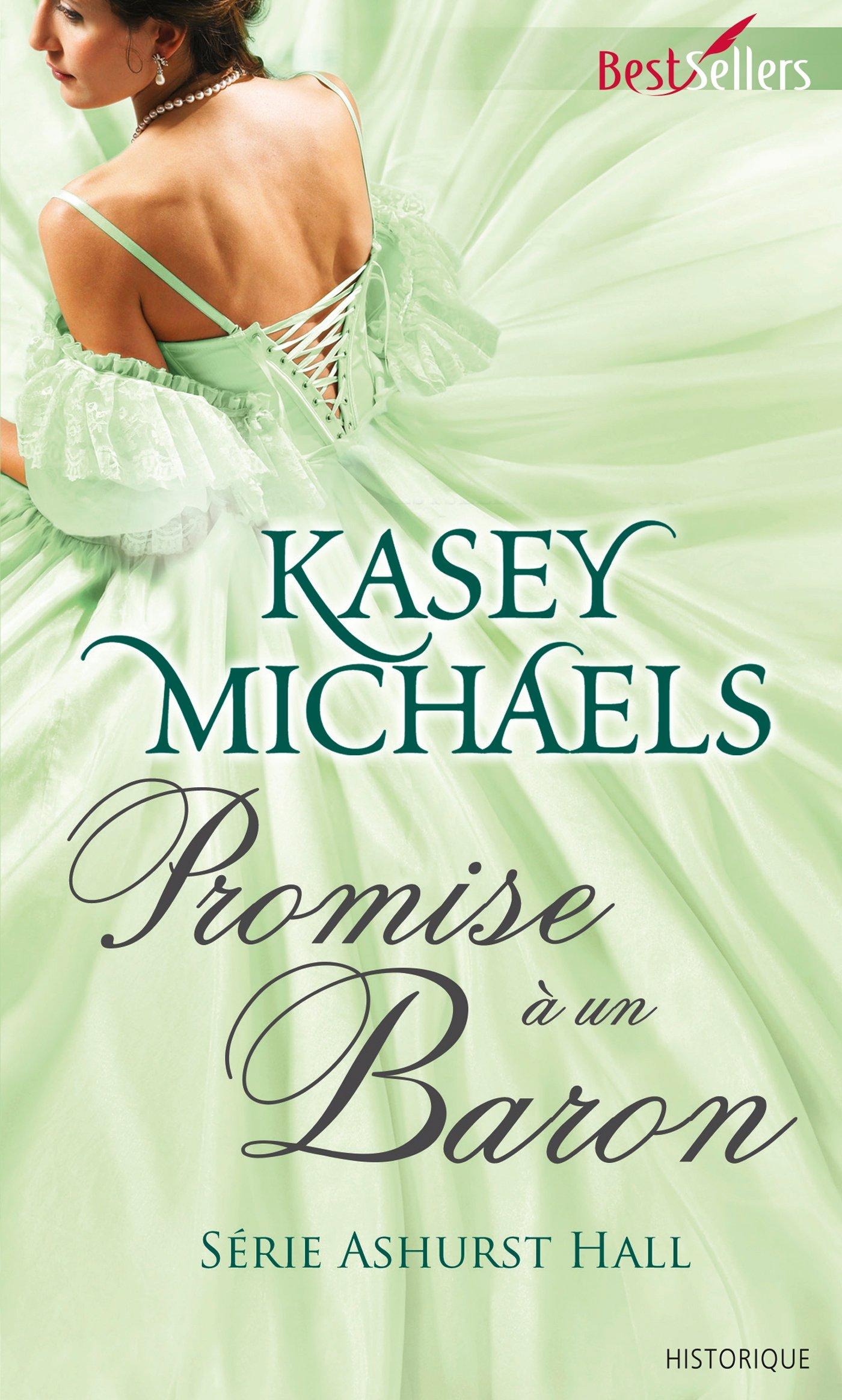Daughtry family -  Tome 4 : Promise à un baron de  Kasey Michaels 81g3h-NfVSL