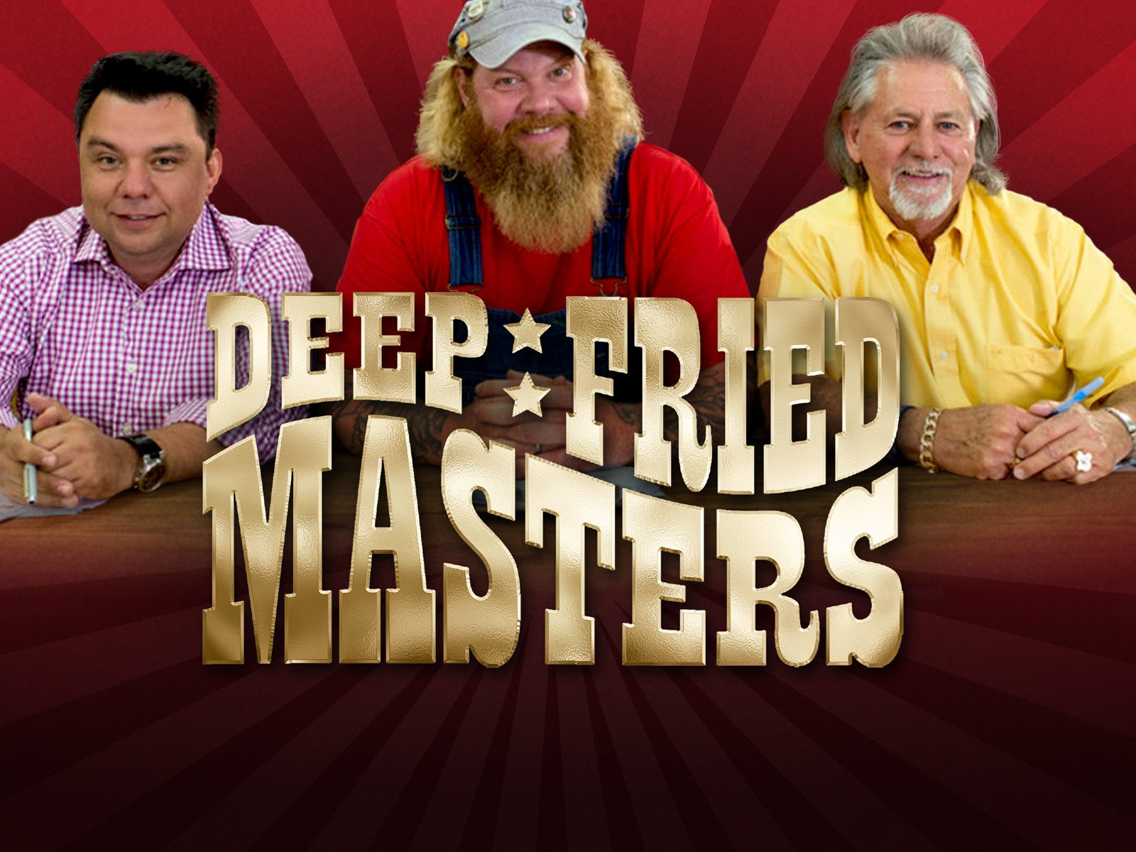 Deep Fried Masters on Amazon Prime Instant Video UK
