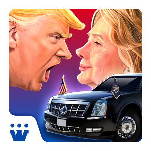 Race to White House - Trump vs Hillary 3D Simulator (Apps To D compare prices)